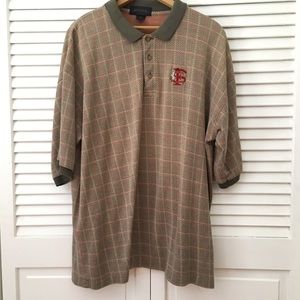 Florida State short sleeve polo shirt by Antigua